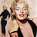Andrew Read - The Glamour days Marilyn...