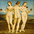 Raphael - The Three Graces