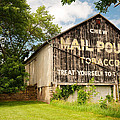 Gregory Ballos - Vintage Mail Pouch Barn
