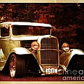 M and L Creations - 1931 Ford Panel Truck