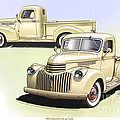 Greg Eilers - 1944 Chevrolet Pick-up...