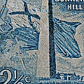 Bill Owen - 1959 Bunker Hill Stamp