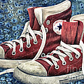 Deb Mitchell - Chucks