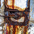 Jim Wright - Paint and rust 13