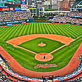 Frozen in Time Fine Art Photography - Progressive Field