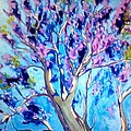 Sal Settecase - Purple tree in spring
