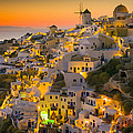 Bjoern Kindler - Santorini Sunset