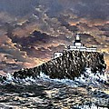 Lynne Wright - Tillamook Rock Light