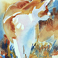 Kathy Braud - 2004 Cat on the Prowl  I