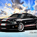 Danny Whitfield - 2013 Mustang Shelby Hell...