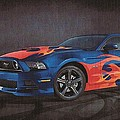 M and L Creations - 2014 Mustang