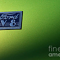 Gary Gingrich Galleries - 40 Ford - V8 Logo-8565