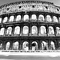The Majestic Coliseum - Rome by Luciano Mortula