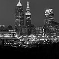 Frozen in Time Fine Art Photography - A Cleveland Black and...