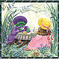 Nonna Mynatt - A Girl and a Frog