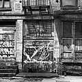 Dave Beckerman - Abandoned Dumbo Building