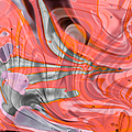 Laura L Leatherwood - Abstract Pinks