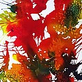 Ellen Levinson - Abstract - Riot Of Fall...