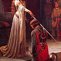Edmund Blair Leighton - Accolade