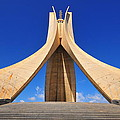 Algiers Martyrs Monument by Miguel Torres