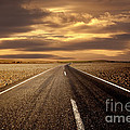 Alone Road by Boon Mee