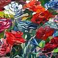 Mindy Newman - American Roses