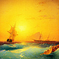 MotionAge Art and Design - Ahmet Asar - American shipping off...