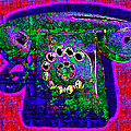 Analog A-phone - 2013-0121 - V4 by Wingsdomain Art and Photography