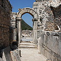 Christiane Schulze - Ancient Gate - Ephesus