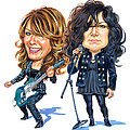 Art   - Ann and Nancy Wilson of...