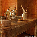 Terri  Waters - Apothecary Bottles HMS...