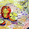 Ginette Fine Art LLC Ginette Callaway - Apples and Bees French...