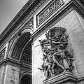 Jennifer Lyon - Arc de Triomphe in Black...