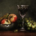 Hugo Bussen - Autumn fruit and wine