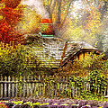 Mike Savad - Autumn - House - On the...