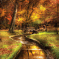 Mike Savad - Autumn - Landscape - By...