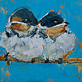 Jani Freimann - Baby Birds - Fledglings