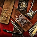 Barber - Barber Tools Of The Trade by Paul Ward