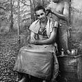 Mike Savad - Barber - WWII - GI...