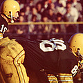 Bart Starr Ready For Snap by Retro Images Archive
