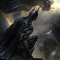 Ashraf Ghori - Batman The Signal