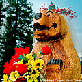 LeeAnn McLaneGoetz McLaneGoetzStudioLLCcom - Bear at the wedding...