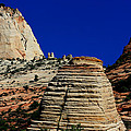 Marty Fancy - Beehive Rock at Zion