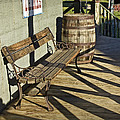 Randall Nyhof - Bench and Barrel in 1880...