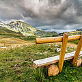 Sergey Simanovsky - Benches of Durmitor