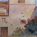 John  Svenson - Birds at Carmel Mission