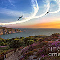 Nigel Hamer - Blades Over The Needles