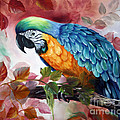 Ilona Anita Tigges - Goetze - Blue and Gold Macaw part2