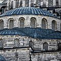 Joan Carroll - Blue Dawn Blue Mosque