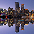 Juergen Roth - Boston Downtown Harbor...